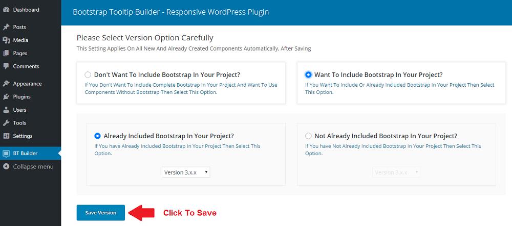Bootstrap Tooltip - Responsive WordPress Plugin (Documentation)